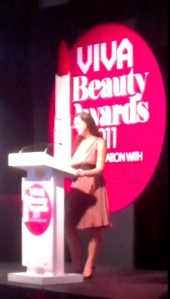 Emily_VIVA beauty awards