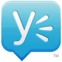 Yammer square logo