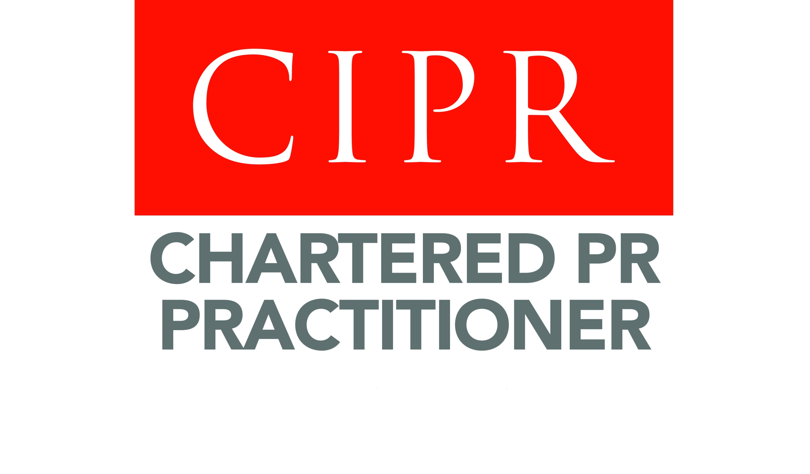 CIPR Chartered PR Practitioner